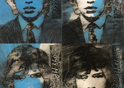 Blue Jagger, 2018