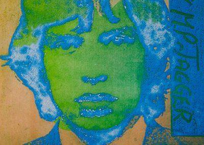 Green Jagger, 2015