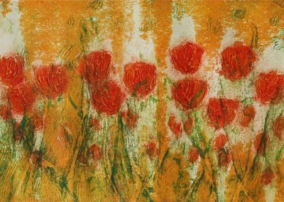 Poppies in the Field 2, 2012