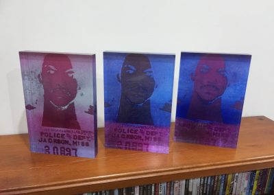 Prince Acrylic Block Prints